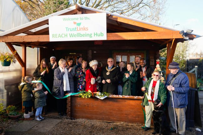 Christmas Fayre and Wellbeing Hub launch raises nearly £1,400!