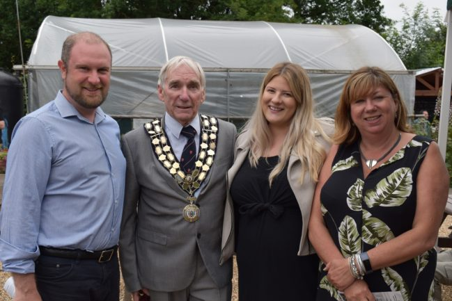 Planning Permission granted for Trust Links garden in Basildon