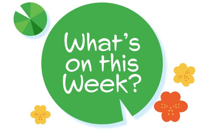 What's On This Week?