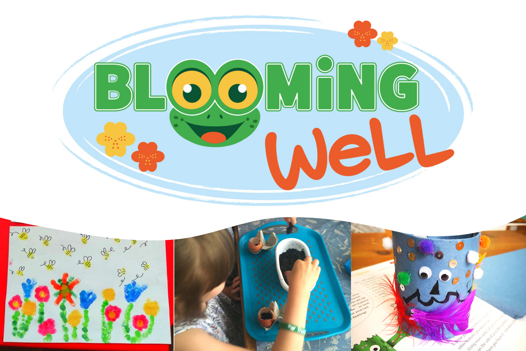 New Blooming Well family project is underway, and here's what you've been up to so far
