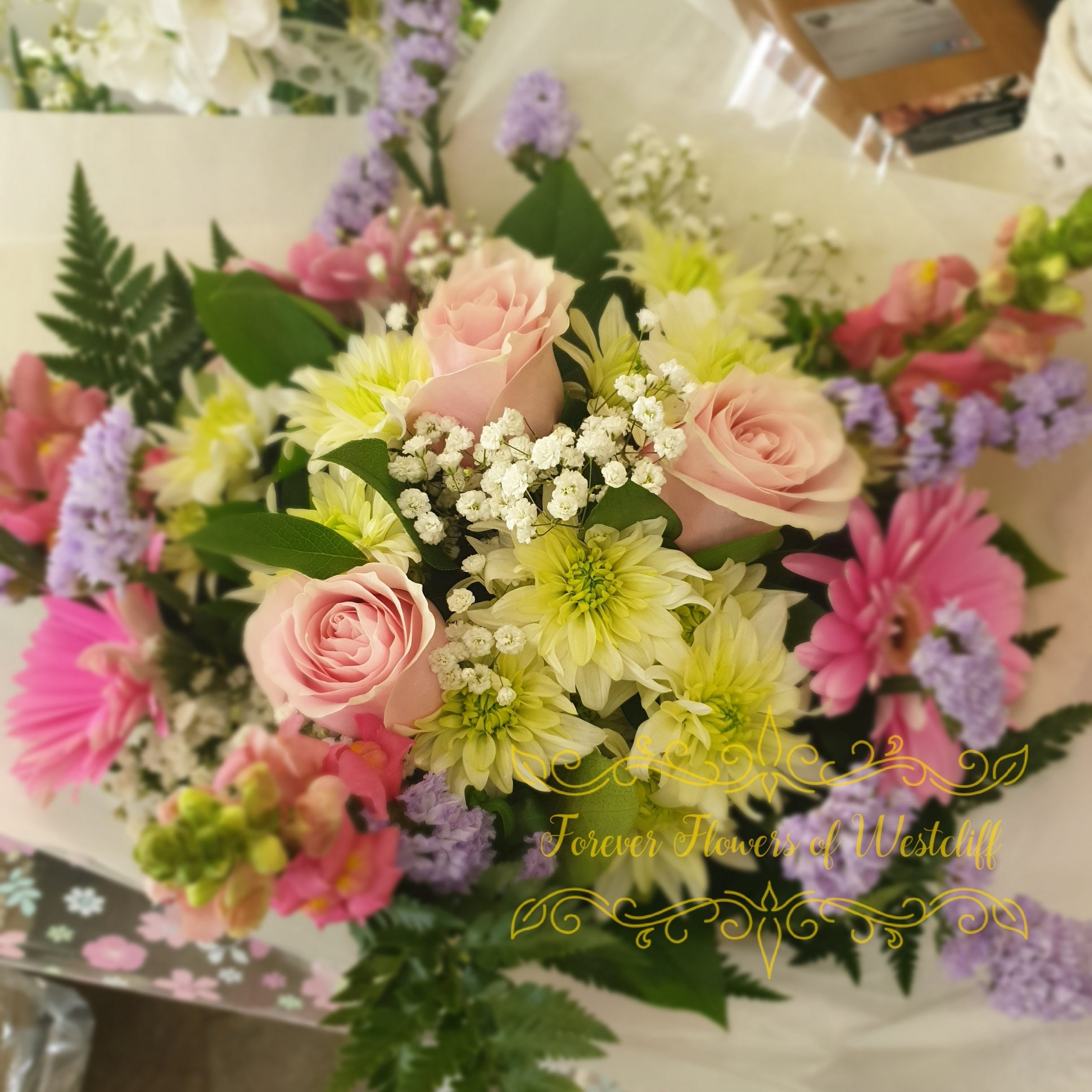 Forever Flowers_Bouquet Example