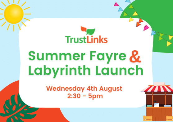 Summer Fayre and Labyrinth Launch